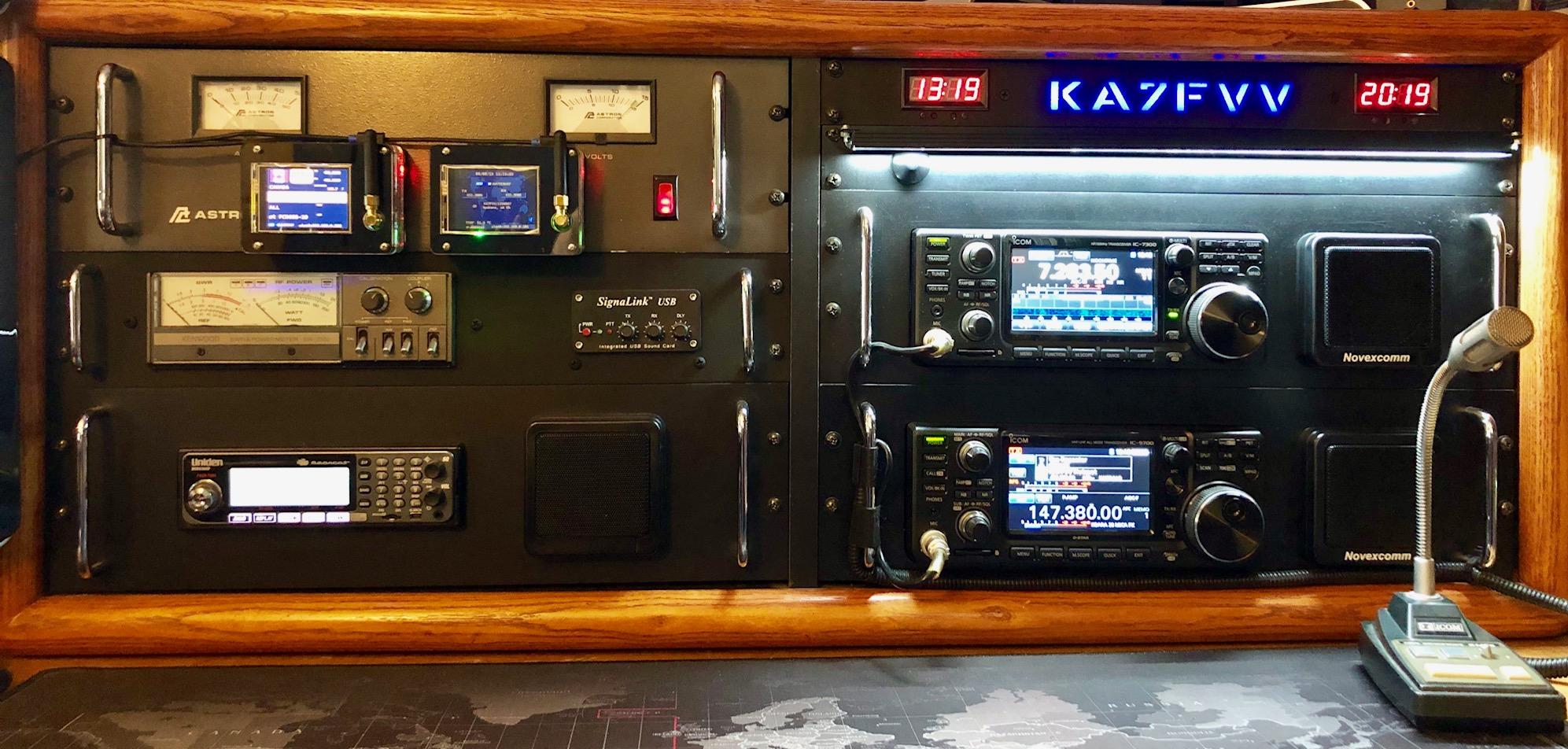 KA7FVV - My Station